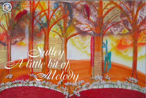 サリー個展「A little bit of Melody」